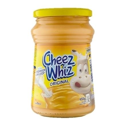 Picture of Cheez Whiz Original 450g, CHE44