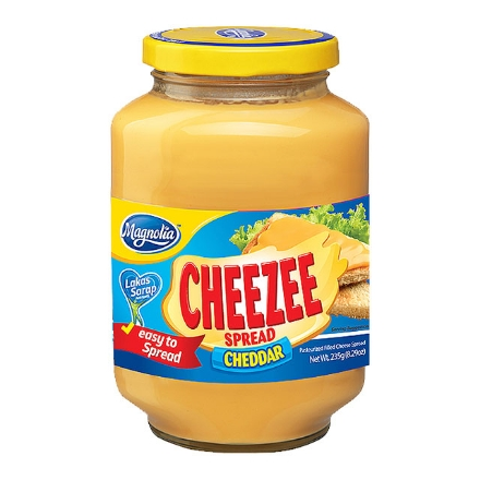 Picture of Magnolia Cheezee Spread Plain 235g, MAG45