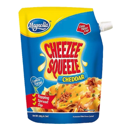 Picture of Magnolia Cheezee Squeeze Plain 120g, MAG10
