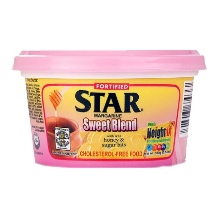 Picture of Star Margarine Sweet Blend 100g, STA45