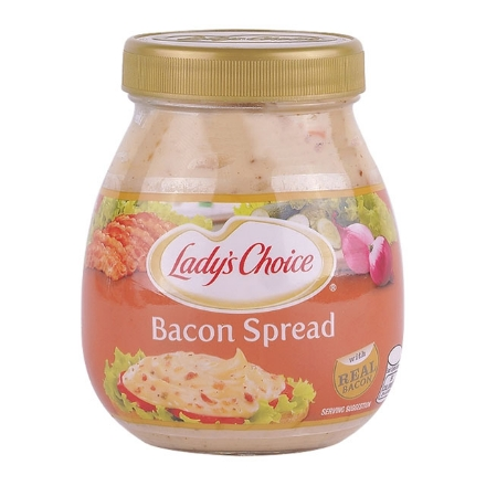 Picture of Lady's Choice Mayonnaise Spread 220g (Bacon, Chicken, Ham, Sandwich, Tuna), LAD22
