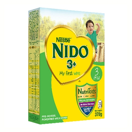 Picture of Nestle Nido 3+ Milk (370g, 700g, 1.2 kg, 1.6 kg), NID79