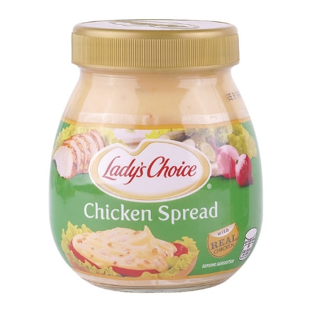 Picture of Lady's Choice Mayonnaise Spread 470g (Chicken, Ham, Sandwich, Tuna), LAD23