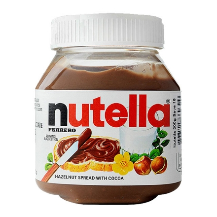 Picture of Nutella Spread 200g, NUT09