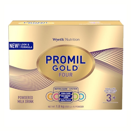 Picture of Wyeth Promil Gold Four Milk 1.8 kg, PRO25