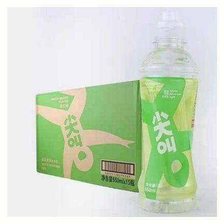 Picture of Scream Green Mans 550ml 1 bottle, 1*15 bottle