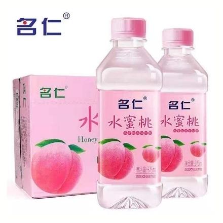 Picture of Mingren Peach 375ml 1 bottle, 1*24 bottle