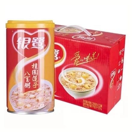 Picture of Yinlu Eight-Treasure Porridge 360g 1 bottle, 1*12 bottle