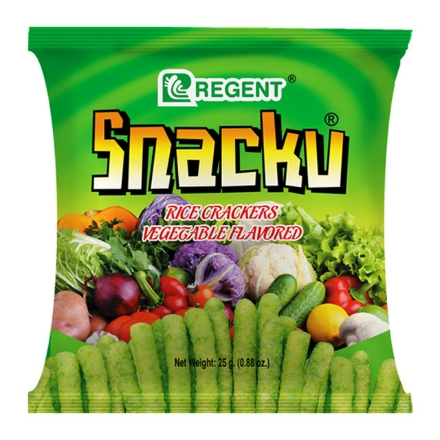 Picture of Snacku Vegetable Snack 25g, SNA04