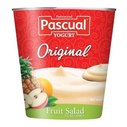 Picture of Creamy Delight Yogurt 100g (Fruit Salad, Mango, Strawberry), CRE46