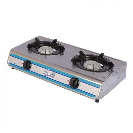 Picture of Asahi GS 667 2 Burner Gas Stove, 90452