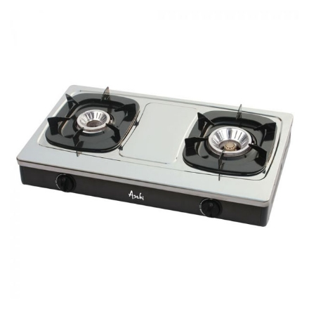 Picture of Asahi GS-997 2 Burner Gas Stove, 147754