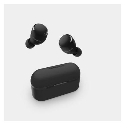 Picture of Panasonic RZ-S500WE-K Wireless Headphones, RZ-S500WE-K