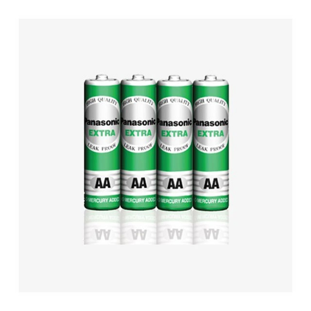 Picture of Panasonic R6ST Manganese Batteries, R6ST