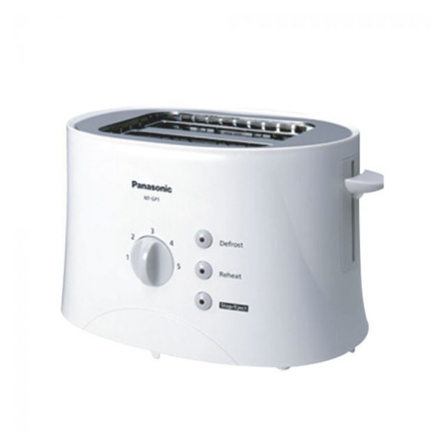 Picture of Panasonic NT-GP1WSN Pop-up Toaster, 129810