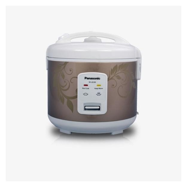 Picture of Panasonic SR-JQ185 Jar-Type Rice Cooker, SR-JQ185