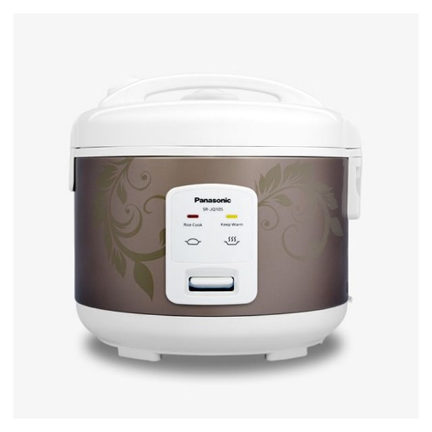 Picture of Panasonic SR-JQ105 Jar-Type Rice Cooker, SR-JQ105