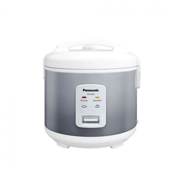 Picture of Panasonic SR-JN105SSC Jar-Type Rice Cooker, 147983