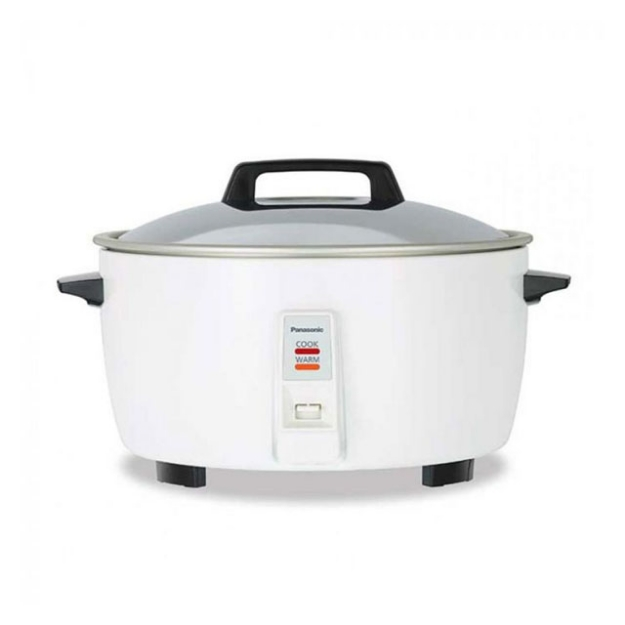 Picture of Panasonic SR-GA321SLSC Big Capacity Rice Cooker with Steamer, 142945