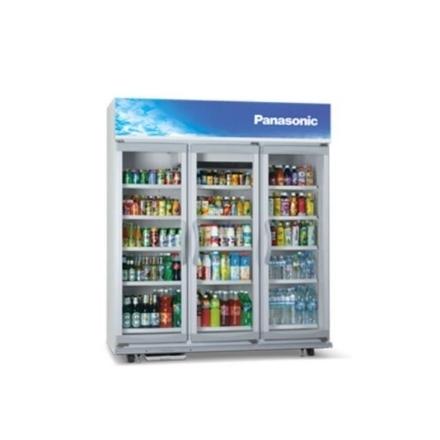 Picture of Panasonic SRM-P3DBPH 3-Door Beverage Chiller, SRM-P3DBPH