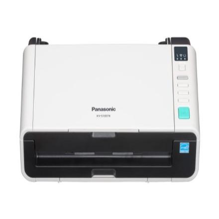 图片 Panasonic KV-S1037X Portable Color Document Scanner, KV-S1037X