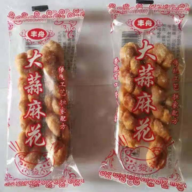 Picture of Fengzhou twist,1 pack, 1*100 pack   丰舟麻花,1包,1*100包