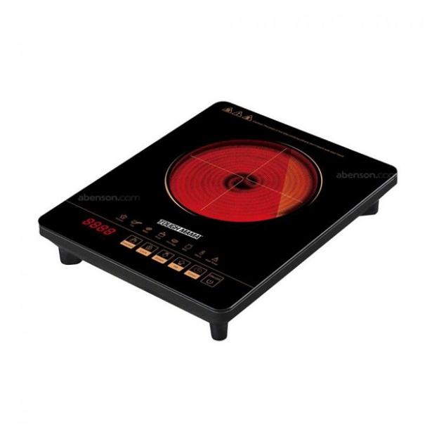 Picture of Tough Mama NTMIFRIC4 1-Burner Infrared Induction Cooker, 176211