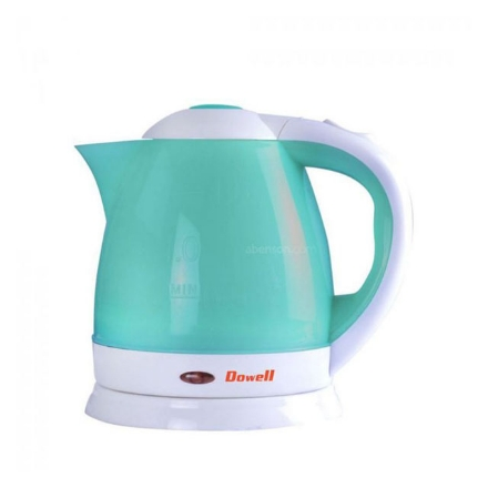 Picture of Dowell EK 155 Electric Kettle with Limescale Filter,163944