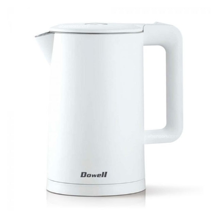 Picture of Dowell EK517 White Electric Kettle, 172357