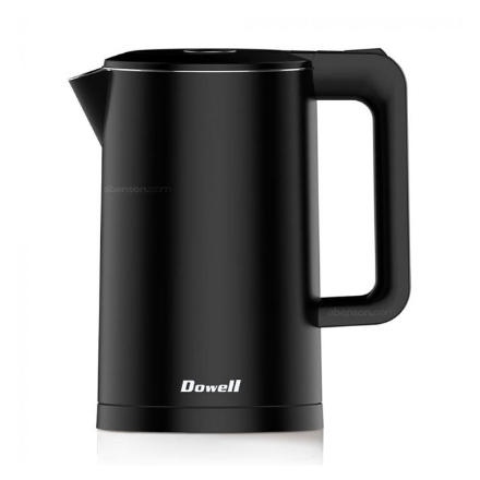 Picture of Dowell EK517 Black Electric Kettle, 172358