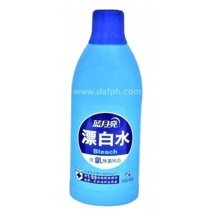 Picture of Blue Moon Bleaching Water 600G,1 bottle|蓝月亮漂白水600G,1瓶