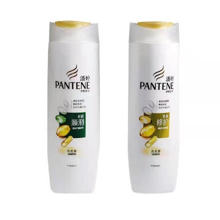 Picture of Pantene Shampoo (Emulsion Repair) 400ml,1 bottle, 1*12 bottle|潘婷洗发露洗发水(乳液修复,丝质顺滑)400ml,1瓶,1*12瓶