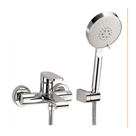 Picture of Tub and Shower Faucet. On/W Ixa Soft