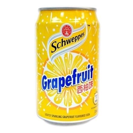 Picture of Yuquan Grapefruit Soda 330ml