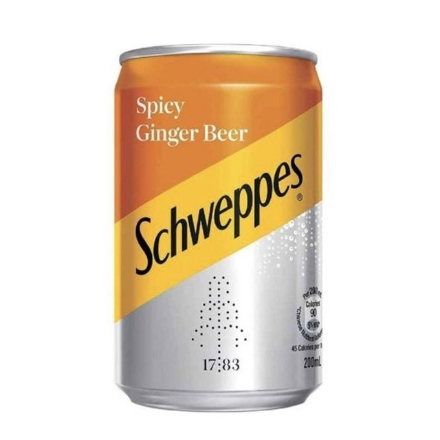 Picture of Yuquan Spicy Ginger Beer Drink 200ml