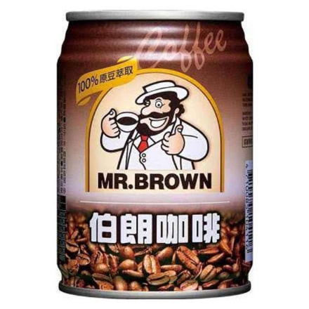 Picture of Mr. Brown Coffee 240ml