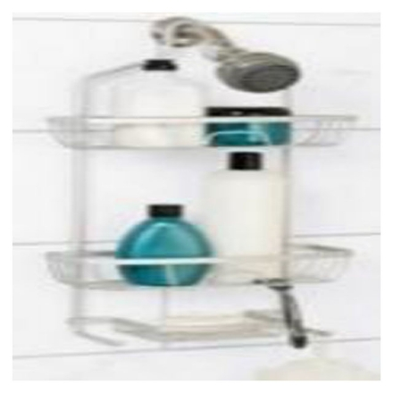Picture of Zenith Never Rust Aluminum Shower Caddy