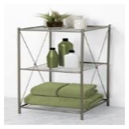 Picture of Zenith Cross Style Floor Shelf