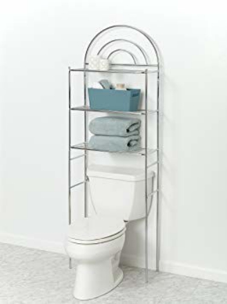Picture of ZENITH  METAL ARCH  SPACESAVER CHROME