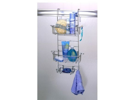 Picture of Zenith Over the shower door caddy chrome