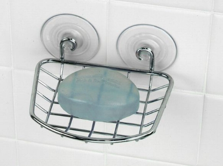 Picture of Zenith Chrome soap dish