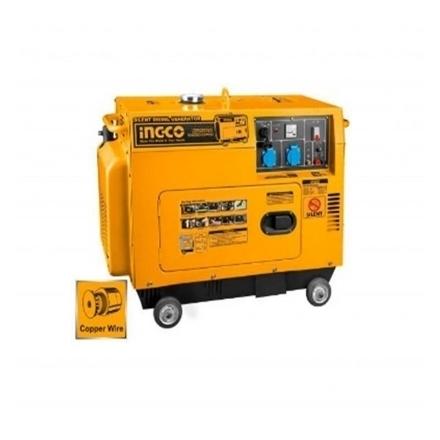 INGCO Silent Diesel Generator, GSE60001-5P