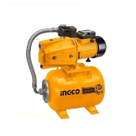 INGCO Jet Pump SET PURE COPPER 750W(1HP), JPT07508-5