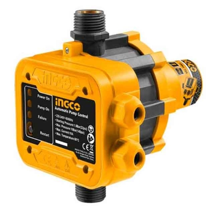 INGCO 10Bar Automatic Pump Control Switch, WAPS001