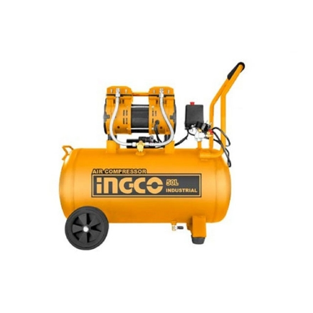 INGCO Oil Free Compressor 50L 2HP, ACS112501P
