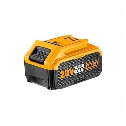INGCO 4.0 Ah Li-ion Battery Pack 20V, FBLI2002